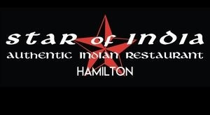 Logo - Star of India - Hamilton