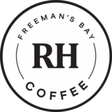 Logo - RH Coffee Freemans Bay