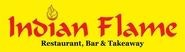 Logo - Indian Flame Restaurant & Bar