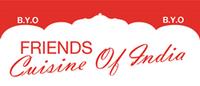 Logo - Friends Cuisine Of India - Huntington