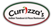 Logo - Currizzas Indian Tandoori & Pizza Restaurant