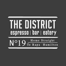 Logo - District Eatery