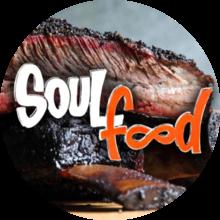 Logo - Soul Food Cafe - Real Texas BBQ